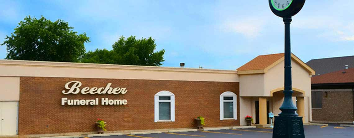 Beecher Funeral Home Beecher IL